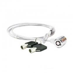 Cable de Seguridad Acero Galvanizado Imexx 6 pies