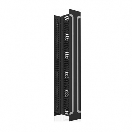 Puerta Unica Furukawa Vertical 200 MM Rack ITMAX