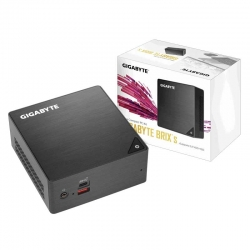 Desktop GigaBity Mini PC GB-BRi7H I7-8550 DDR4