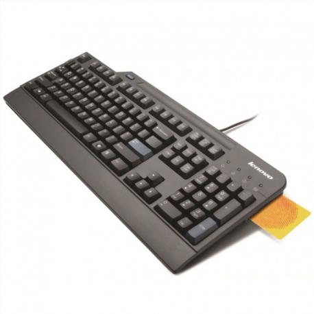 Teclado Lenovo Pro Lector de Tarjetas Español USB