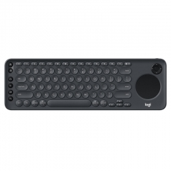 Teclado Logitech K600 Inalámbricopara Smart TV