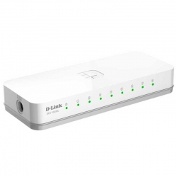 Switch D-Link DES-1008C 8p MegaE 1.6 Gb Duplex 5V