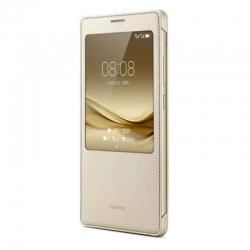 Estuche para Celular Huawei Mate 8 Elegante Oro