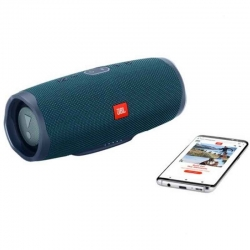Parlante JBL Bluetooth 3.5mm A Prueba de Agua Azul