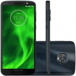 Celular Motorola G6 Plus 4GBRAM 64GB 8MP12MP + 5MP