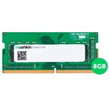 Memoria RAM Mushkin 8 GB DDR4 SODIMM 2400 Mhz
