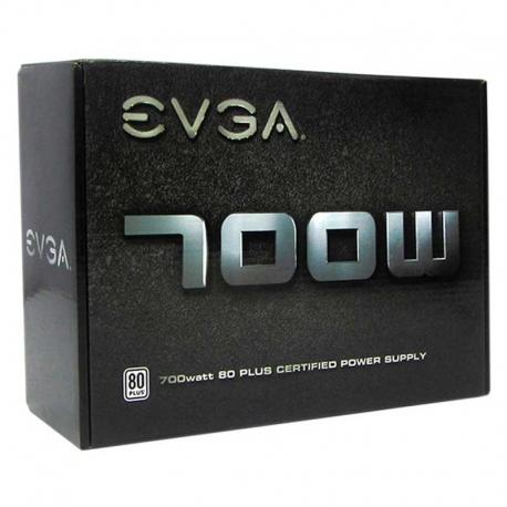 Fuente de Poder EVGA 700W 80Plus White 100-240 VAC