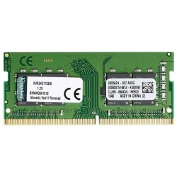 Memoria RAM Kingston 8GB DDR4 SODIMM 2400Mhz Cl17