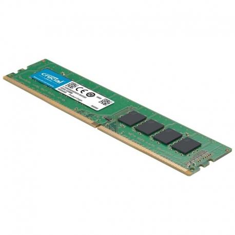 Memoria RAM CRUCIAL 8GB DDR4 DIMM 2666Mhz Cl19