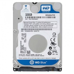 HDD WD Blue 320GB 2.5