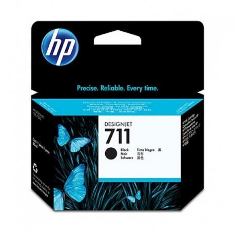 Cartucho de Tinta de HP 711 38ml Negro Original