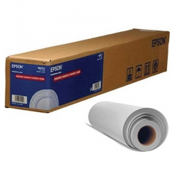 Papel Epson Canvas Satin Satinado Polialgodón 23mm