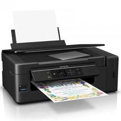 Impresora Multifuncional Epson L495 USB 110V