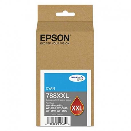 Cartucho de Tinta EPSON T788XXL220-AL Cián Origi