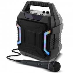Parlante Xtech SPREE con Micrófono Bluetooth 40W