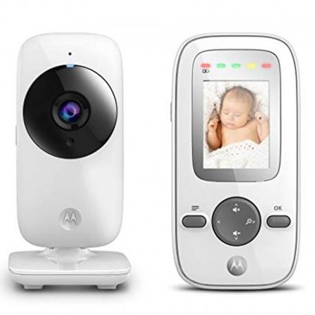 Monitor para Bebé Motorola MBP481 2