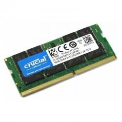 Memoria RAM CRUCIAL 16GB DDR4 SODIMM P/NB 2133Mhz