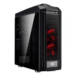 Torre Gamer COOLER MASTER ATX/2Fan/USB3.0 Sgc5000K