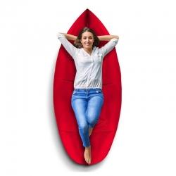 Saco Inflable Xtech para Descansar 200kg Rojo