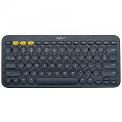 Teclado Logitech K380 Bluetooth Compacto Negro