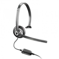 Headset Plantronics M214C 2.5 mm Voz HD Ajustable