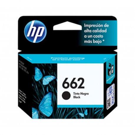 Cartucho HP Negro Compaq 662 2515 2615 3515