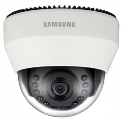 Cámara IP Samsung SND-6011R 2MP 3.8mm 10m PoE
