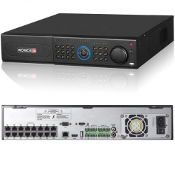 NVR Provision NVR8-32800F 32CH 8MP ONVIF 4K H.265