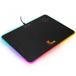 Mouse Pad Xtech Spectrum gaming USB LED 7 Colores