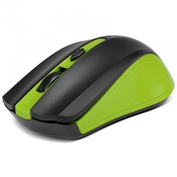 Mouse Xtech Galos 4 Botones Wireless 1600dpi Verde