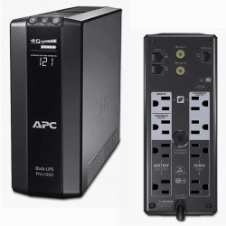 Batería APC Back-UPS BR1000G 1000VA/600W Ethernet
