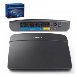 Router Wi-Fi Linksys E900 5p MegaE 2.4GHz 300 Mbps