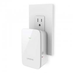 Extensor de Wi-Fi Linksys AC750 2.4-5 GHz 750 Mbps