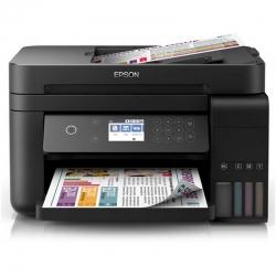 Impresora Multifunción Epson L6171 Wi-Fi Negro