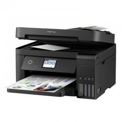 Impresora Multifunción Epson L6191 Wi-Fi Negro