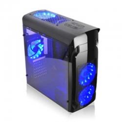Torre AGILER C010 ATX 2 USB 2 Sata 4 LED 120MM