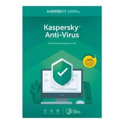Antivirus Kaspersky Int/Security 10 Usuarios 1Año