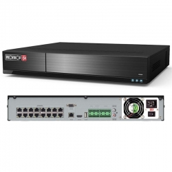 NVR Provision NVR8-16400PF1U 16CH PoE 8MP 4K ONVIF