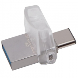Memoria USB Kingston DT MicroDuo 3C 128GB USB 3.0
