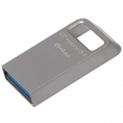 Memoria USB Kingston DT Micro 64GB USB 3.1 100MB/s