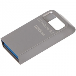 Memoria USB Kingston DT Micro 128GB USB3.1 100MB/s
