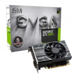 Tarjeta de Video EVGA GTX1050 Ti 4GB DDR5 PCIE