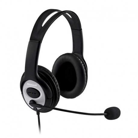 Headset Microsoft Lifechat LX3000 USB Win/Mac