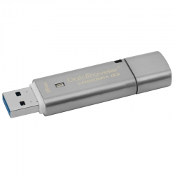 Memoria USB Kingston Locker+ G3 8GB USB 3.0 80MB/s