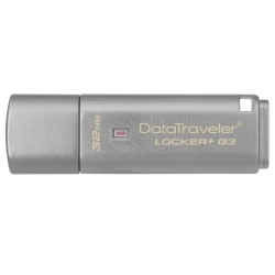 Memoria USB Kingston Locker+ G3 32GB USB3.0 135MB