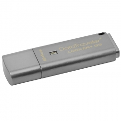 Memoria USB Kingston Locker+ G3 64GB USB3.0 135MB