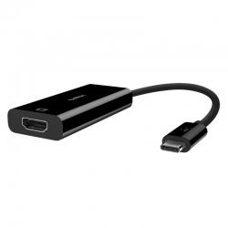 Adaptador de Vídeo Belkin USB Tipo C HDMI Hembra