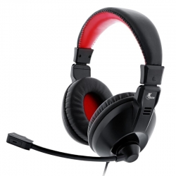 Headset Xtech Voracis Gaming 3.5mm Estéreo 2m