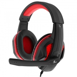 Headste Xtech Igneus Gaming 3.5mm USB Antienredos