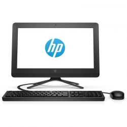 Desktop HP All 205 G3 19' AMD E2 4GB 500GB W10